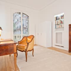 classic Study/office by Xavier Lemoine Architecture d'Intérieur