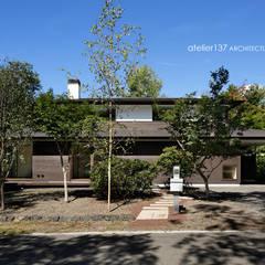 024軽井沢Hさんの家: atelier137 ARCHITECTURAL DESIGN OFFICEが手掛けた家です。