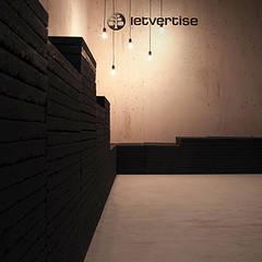 letvertise gmbh / messestand-design:  Messe Design von 22quadrat