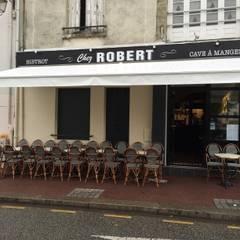 "Bistrot ""Chez Robert"": Bars & clubs de style  par Aurelie Gourbin"