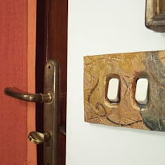 Copriprese 05: Spa in stile  di Forgiatore di Elementi di Giuseppe Sautto