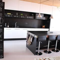 ห้องครัว by SMMARQUITECTURA