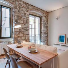 Comedores de estilo  por Lara Pujol  |  Interiorismo & Proyectos de diseño