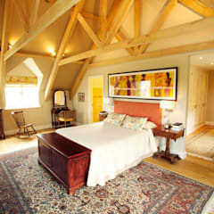 Dormitorios de estilo  por CCD Architects