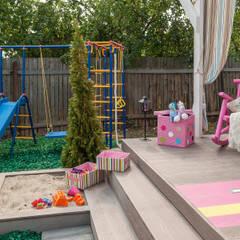 Терраса-Взлетная полоса: Сады в . Автор – Bureau GN