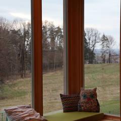 LK&909 : styl , w kategorii Okna zaprojektowany przez LK & Projekt Sp. z o.o.