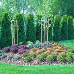 Zielony Architekt의  정원, 클래식