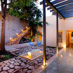 Taller Estilo Arquitectura:  tarz Bahçe