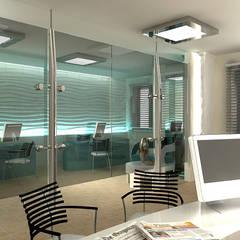 Study/office by DEMARKA