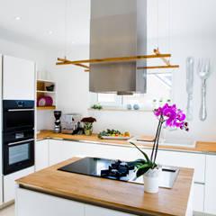 ห้องครัว by FischerHaus GmbH & Co. KG