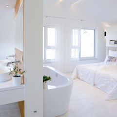 FischerHaus GmbH & Co. KG의  침실