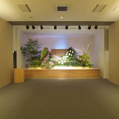 ディアネス札幌 新発想のセレモニーホール: 畠中 秀幸 × スタジオ・シンフォニカ有限会社が手掛けたイベント会場です。