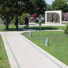 Il Parco - viali: Ospedali in stile  di DESIGN Salvo Bennardello