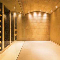 قبو النبيذ تنفيذ RM arquitectura , تبسيطي