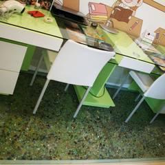 детский кабинет:  Офіс by Атмосфера