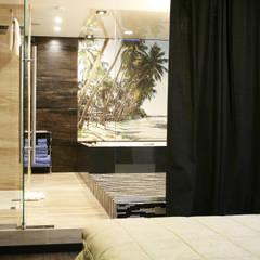 спальня- ванная :  Спальня by Атмосфера