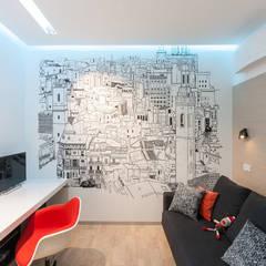 apartment V-21:  Nursery/kid's room by VALENTIROV&PARTNERS