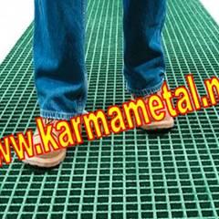KARMA METAL – KARMA METAL-Ctp Izgara Kompozit Plastik Platform Izgara Izgarası Olçuleri:  tarz Garaj / Hangar