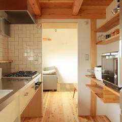 مطبخ تنفيذ 松デザインオフィス