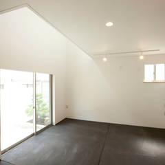 西品川の家(2世帯住宅): 光風舎1級建築士事務所が手掛けたホームジムです。,北欧