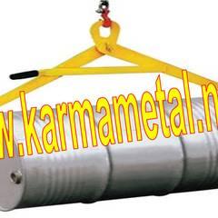 KARMA METAL – KARMA METAL-forklift varil taşıma kaldırma çevirme ataşmanı aparatı:  tarz Teras