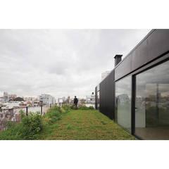 Quintana 4598: Terrazas de estilo  por IR arquitectura