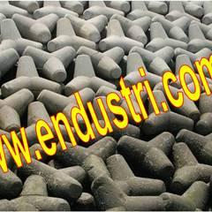 ENDÜSTRİ GRUP – ENDÜSTRİ GRUP  Tetrapod kalıbı Tetrapot kalıpları imalatı ve üretimi: endüstriyel tarz tarz Oturma Odası
