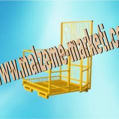 Malzeme Marketi – Malzeme Marketi -Forklift İnsan Adam Personel Taşıma Kaldırma Sepeti: endüstriyel tarz tarz Evler