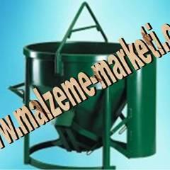 Malzeme Marketi – Malzeme Marketi -Kule Vinç Harç Moloz Dökme Beton Kovası Kovaları: endüstriyel tarz tarz Multimedya Odası
