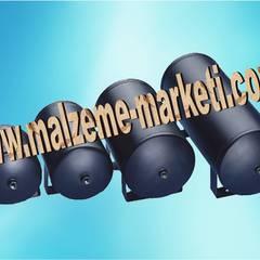 Malzeme Marketi – Malzeme Marketi-Basınçlı Kompresör Hava Tankı: endüstriyel tarz tarz Multimedya Odası