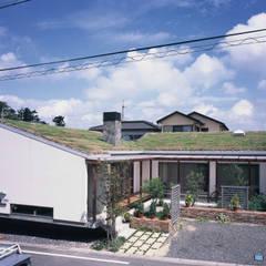 Houses by 小栗建築設計室,