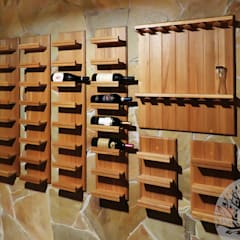 Wine cellar by Lesomodul