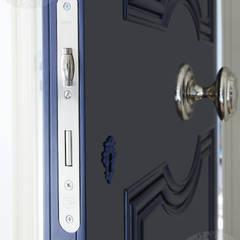 Двери эксклюзив – есть чем удивить: Окна в . Автор – Lesomodul, Лофт