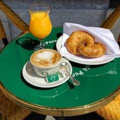 Le café Le perroquet vert - Bienne Suisse: Restaurants de style  par Ardamez