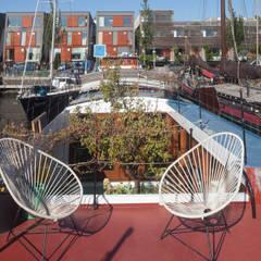 WOONSCHIP LA GONDOLA_02:  Jachten & jets door HOYT architecten