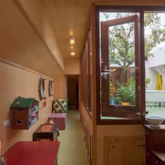 WOONSCHIP LA GONDOLA_09:  Jachten & jets door HOYT architecten
