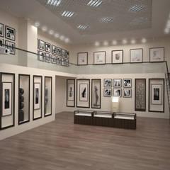 Музей истории МГИМО: Музеи в . Автор – дизайн-бюро ARTTUNDRA