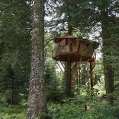 Cabanes des Volcans: Hôtels de style  par ABANE