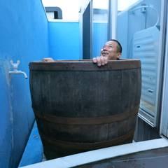 代表取締役 姶良邦一: (有)エクサ 庭工房絵草 DOGRUN海岸通りが手掛けた浴室です。