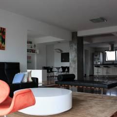 DPTO GRNT Salones mediterráneos de Najmias Oficina de Arquitectura [NOA] Mediterráneo
