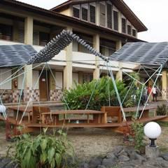 Akôo, espacio autogestionado en CCEMalabo: Locales gastronómicos de estilo  de zuloark