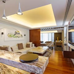 Study/office by Enrique Cabrera Arquitecto, Modern