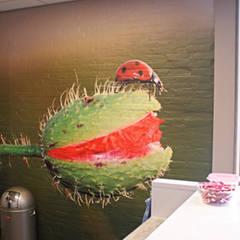 Fotobehang:  Keuken door kleurmijninterieur.nl