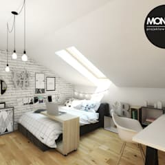 Nursery/kid's room by MONOstudio
