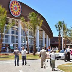 Centros Comerciales de estilo  por Roncato Paisagismo e Comércio de Plantas Ltda