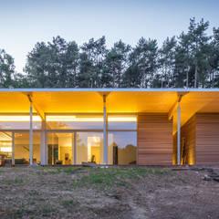 Fonds Gouvart: Maisons de style  par OPEN ARCHITECTES
