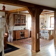 dom: styl , w kategorii Kuchnia zaprojektowany przez DF Interior
