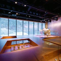 Museum of World Culture, Gothenburg, Sweden:  Museums by Brisac Gonzalez Architects