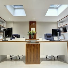 DIRECTORS OFFICE IS AND REN STUDIOS LTD Estudios y despachos de estilo moderno