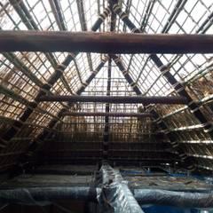 日本の伝統的建造物修復: 株式会社アルフデザインが手掛けた会議・展示施設です。